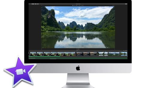 Apple iMovie For MacOS