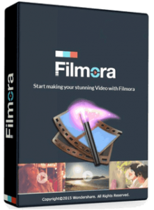 Wondershare Filmora Registration Code + Crack Full Version
